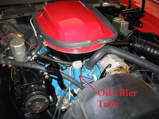 Hitman's Pontiac Trans Am Site - Engine, Transmission, Rear End
