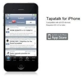 TapTalk for Forum