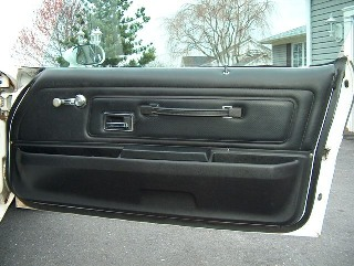 1973 - 1975 Deluxe Pre-Assembled Door Panels