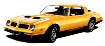 1976 - 78 Pontiac Firebird Formula Kit