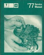 1977 Pontiac Service Manual