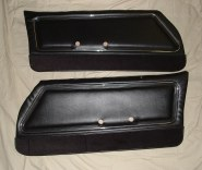 1978 - 1981 Deluxe Pre-Assembled Door Panels