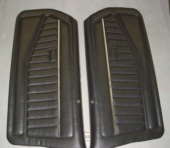 1978 - 1981 Standard Pre-Assembled Door Panels