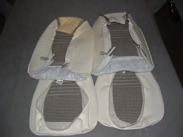 1980 Y85 Turbo Pace Car Trans Am Seat Covers Deluxe