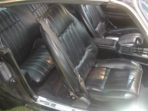 1976 - 1979 Trans Am Seat Covers Standard Vinyl