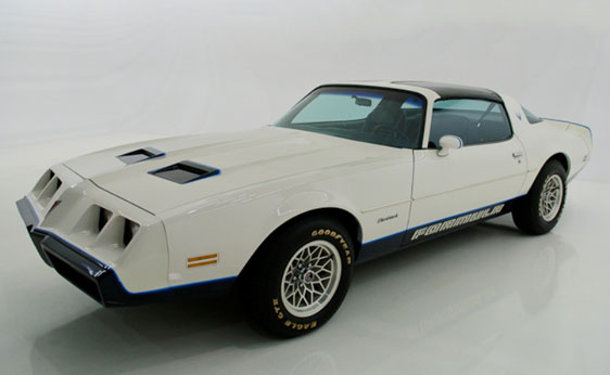 1979 - 81 Pontiac Firebird Formula Kit