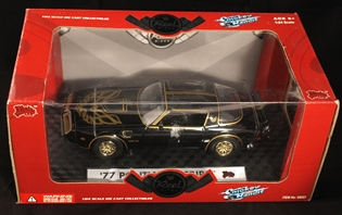 Reel Rides 1/24 Scale Smokey and the Bandit Trans Am
