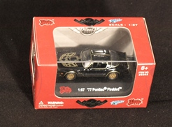 Reel Rides 1/87 Scale Smokey and the Bandit Trans Am