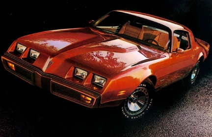 1980 - 81 Pontiac Firebird Turbo Formula Kit