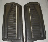 1978 - 1981 Firebird Trans Am Standard Door Panels Pre-Assembled
