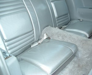 1979 10th Anniversary Trans Am Molded Carpet