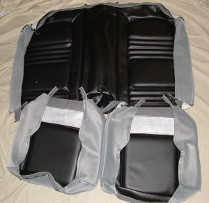 1978 - 1981 Firebird/Trans Am Seat Covers Deluxe Vinyl