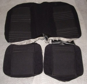 1979 - 1980 Firebird/Trans Am Deluxe Lombardy/Hobnail Cloth Seat Covers